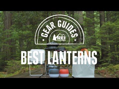 REI Co-op Gear Guide: Best Camping Lanterns