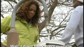 "Oprah Winfrey Philanthropist & Entrepreneur - ""Am I Good Enough"""