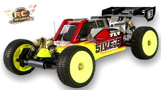RC ADVENTURES - BUiLDiNG a 5IVE-B RACE KIT: 1/5 4WD BUGGY ROLLER! PT 1