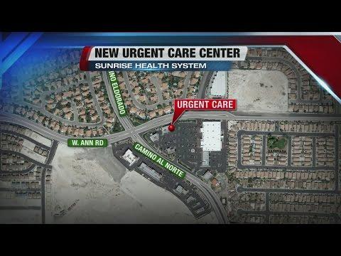 New urgent care center opens in North Las Vegas