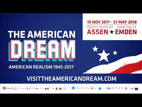 Teaser The American Dream Drents Museum en Kunsthalle Emden
