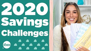 Savings Challenges in 2020