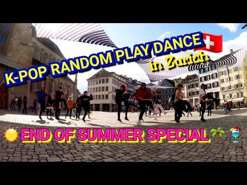[K-POP RANDOM PLAY DANCE in Switzerland] 2010-2017 SUMMER HITS SPECIAL_UKK Dance
