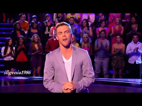 Derek Hough on Family Dance Off