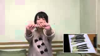 大久保瑠美 Lady Go!! 食べる場面カット(2013-11-13) 大久保瑠美 検索動画 35