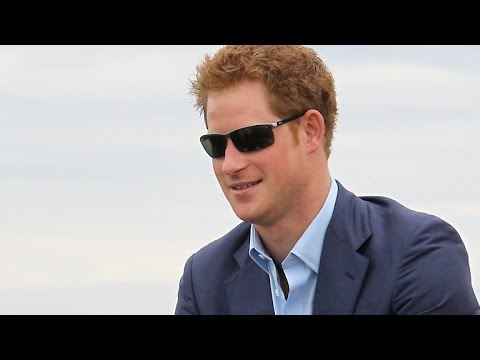 Prince Harry Says He's Looking for Love, Wants Children