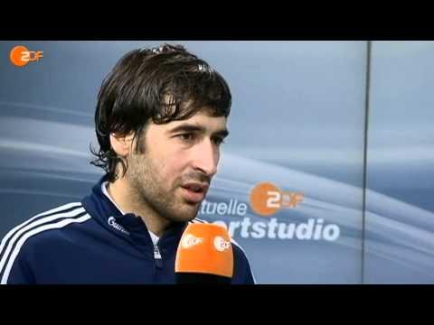 "Raúl: ""Würde gerne Schalker bleiben"""