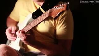 Hollywood Woman Guthrie Govan Solo Cover by Jonathan Epley