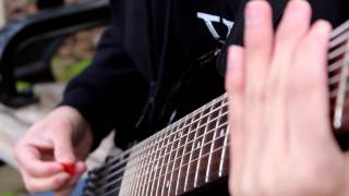 Repeat youtube video Katy Perry - Dark Horse - METAL / METALCORE / DJENT cover - Andrew Baena