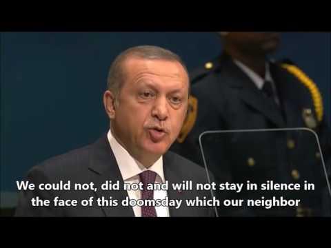 Address by President Erdoğan to UNGA 71