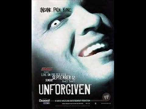 unforgiven 2004 theme song