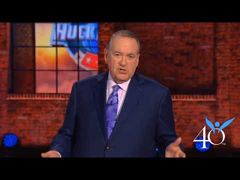 Mike Huckabee for 40 Days for Life