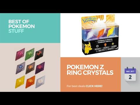 Pokemon Z Ring Crystals Best Of Pokemon Stuff