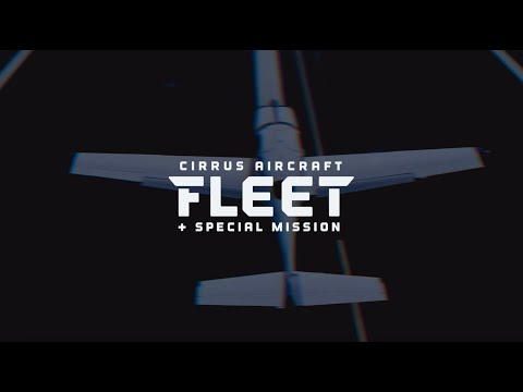 Cirrus Aircraft Fleet & Special Mission