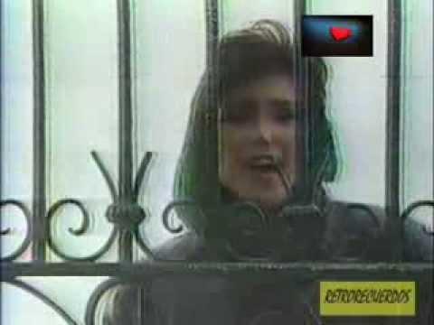 Estela Núñez  -  Maldito sea tu Amor  (VideoClip Original) 1986