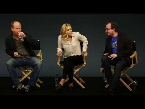 Joss Whedon & Elizabeth Olsen - Avengers Age of Ultron Interview