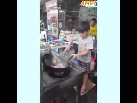 Ito dapat nasa cooking master chef :D