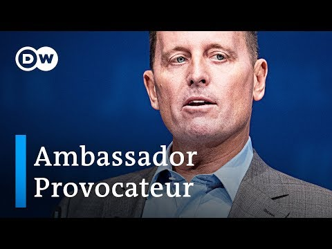 German politicians want to expel US ambassador Grenell | DW News