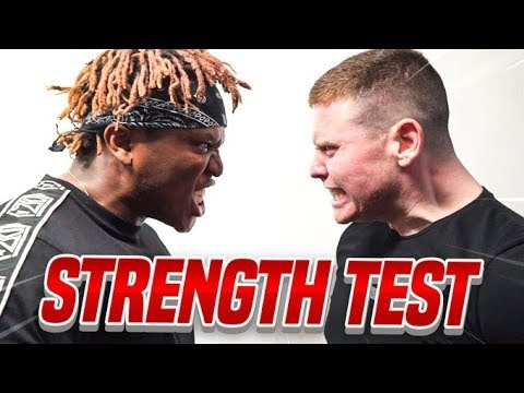STRENGTH TEST WITH ETHAN