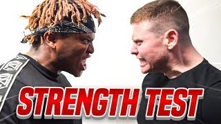 STRENGTH TEST WITH ETHAN thumbnail
