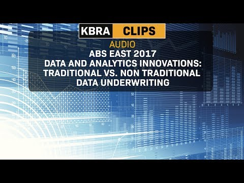 KBRA Clips: ABS East 2017: Data and Analytics Innovations