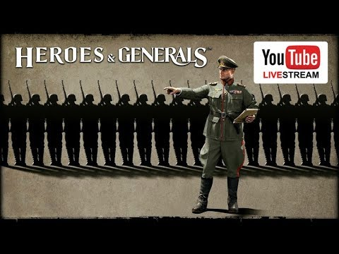 Lord John - Livestreaming - Heroes and Generals