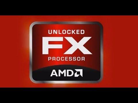 AMD FX 8350 in 2017 : Modern Games Benchmarks