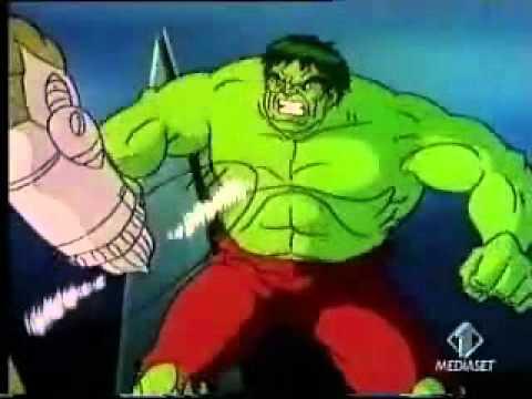 Lincredibile Hulk Sigla Hq Youtube