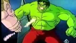 L'incredibile Hulk Sigla Hq