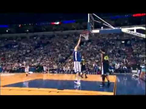 Image De Basket dunk du plus grand joueur de basket au monde - youtube
