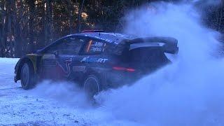 Video WRC Monte Carlo Rallye 2017.Crash & Mistakes-Lepold Sportvideo download MP3, 3GP, MP4, WEBM, AVI, FLV Oktober 2018