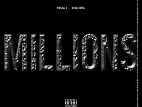Pusha T Feat. Rick Ross - Millions(Slowed)