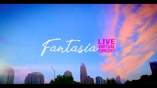Fantasia Live Virtual Concert: Behind The Scenes Rehearsal