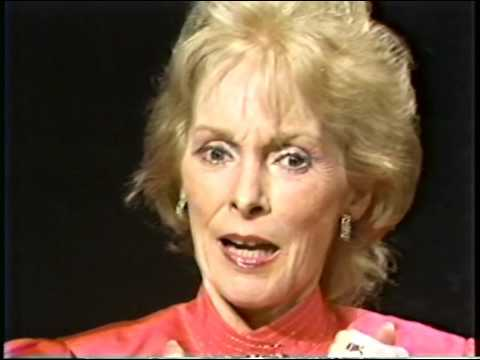 Janet Leigh, Curtis Harrington--Rare 1986 TV Interview