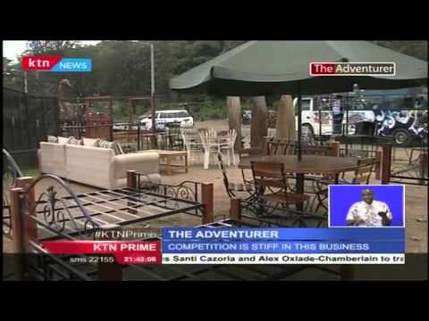 The Adventurer 28th April 2016: Kenya's furniture market