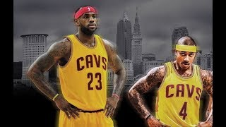 "NBA | Lebron James x Isaiah Thomas Mixtape | ""Two Kings"" ᴴᴰ"