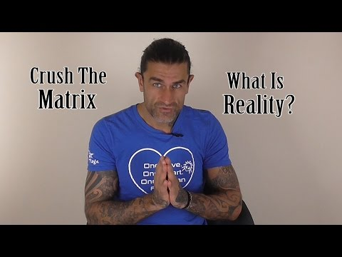 Crush the Matrix. What Is Reality? Geometry, Binary Code & The Holographic Universe