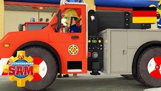 Feuerwehrmann Sam Deutsch Neue Folgen | Feurige Schauermärchen - Zusammenstellung Kinderfilm