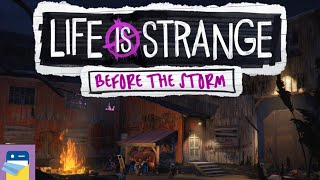 Life is Strange: Before Storm - iOS / Android Gameplay Part 1 (by SQUARE ENIX)