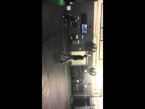 Bryan Pearson 16.1 Thunder Valley CrossFit