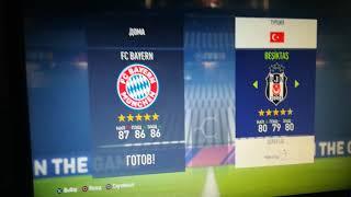 Бавария бешикташ прогнозы на матч и ставки на спорт