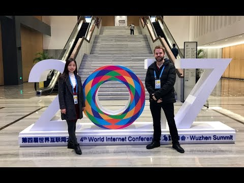 LIVE: Come look around the Wuzhen Internet International Convention & Exhibition Center