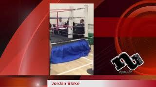 Jordan Blake | The Boxer | Rising Champion | Nuarts