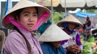 Vietnam    Vinh Chau Town Discovery    Soc Trang Province
