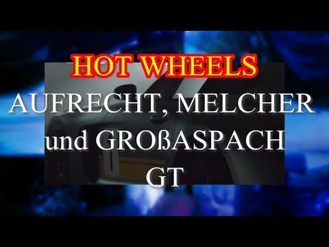 Hot Wheels Aufrecht, Melcher Und Großaspach GT