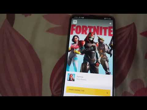 Does Galaxy A70 Support Fortnite? Like And Subscribe!