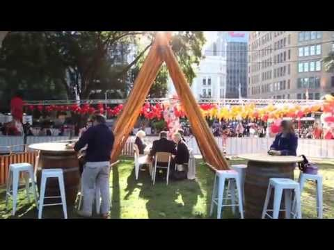Fairfax Night Noodle Markets By Moreton Hire