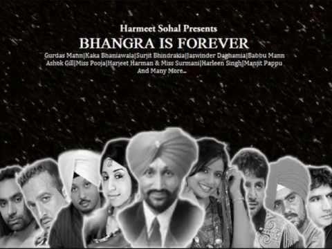 harmeet-sohal-presents:-bhangra-is-forever---daru-naal-yaari-ft-highflyers-&-kaka-b---aman-m