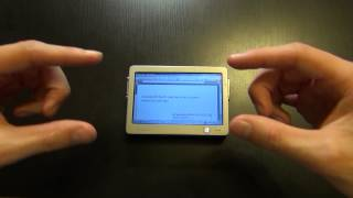 OQO model 01. Windows XP в кармане.