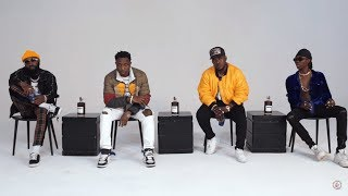 MARTELL CYPHER 2019 (M.I. ABAGA, BLAQBONEZ, A-Q, LOOSE KAYNON) | Reactions